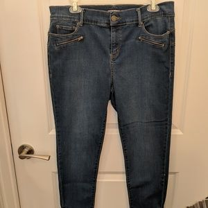 Juicy Couture Jeans - Juicy Couture Skinny Ankle jeans